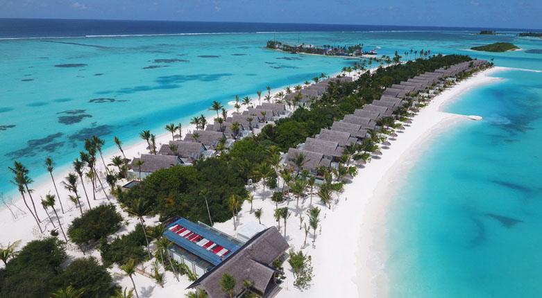 马尔代夫岛屿人气指数排行榜