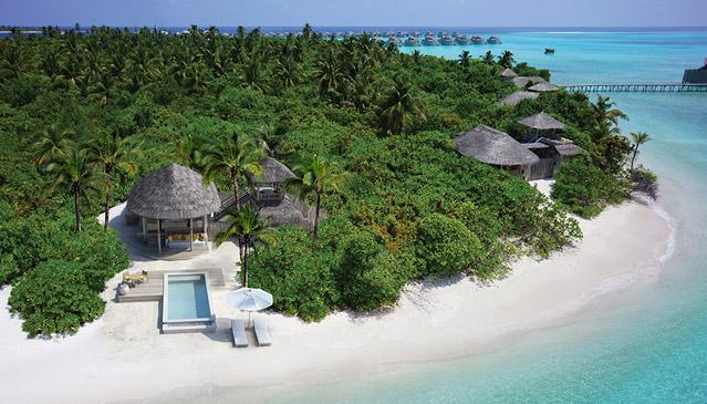 马尔代夫第六感拉姆岛