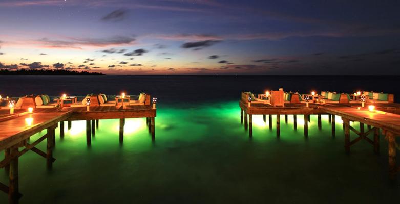 马尔代夫第六感拉姆岛(Zen)餐厅